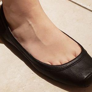 Black Ballet flat shoes size 9